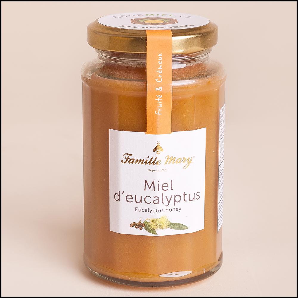 Miel d'Eucalyptus (Région d'Andalousie, Espagne)