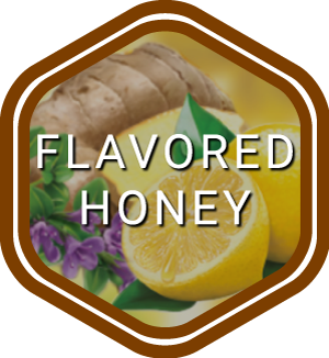 flavored honey