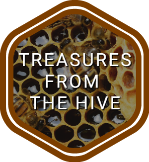 treasures from the hive