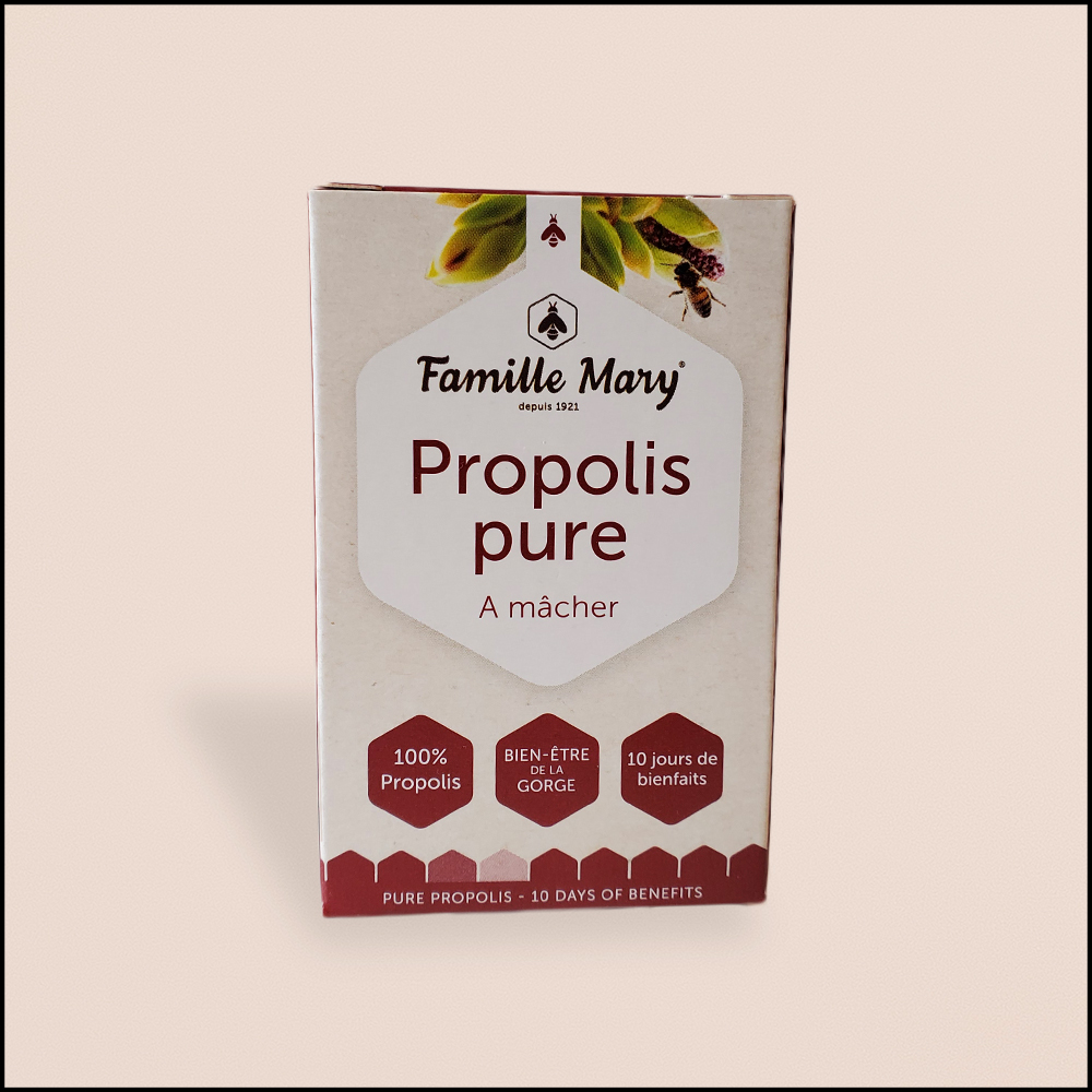 Pure Chewing Propolis